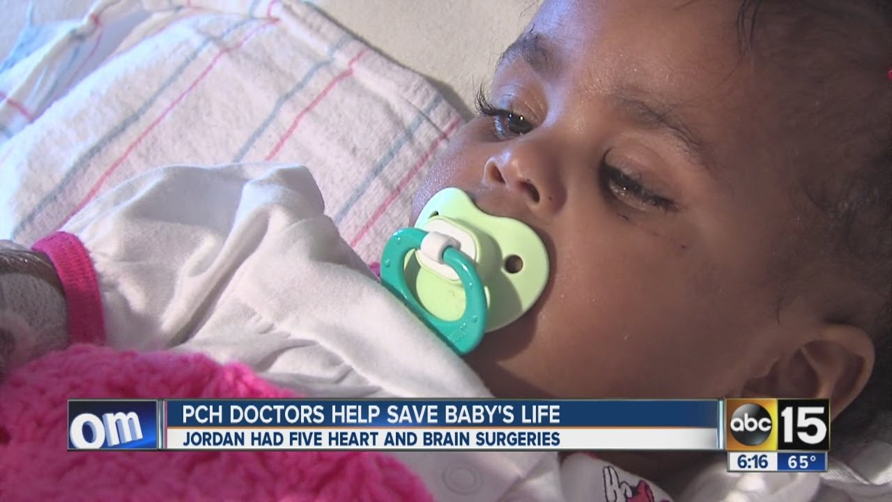 PCH doctors help save baby's life