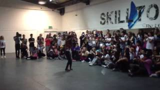 Like a boy - Choreography by Chachi Gonzales