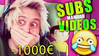 SI ME HACES REIR TE DOY 1000€ #2