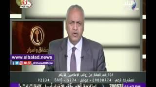 مصطفي بكري يقدم برنامج «على مسئوليتي» لانشغال أحمد موسى بعزاء والده.. فيديو