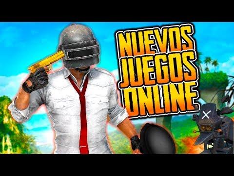 Top 7 Nuevos Juegos Online Gratis Para Pc 2017 Bajos Medios