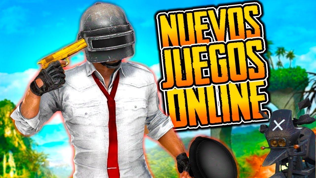 Top 7 Nuevos Juegos Online Gratis Para Pc 2019 Bajos