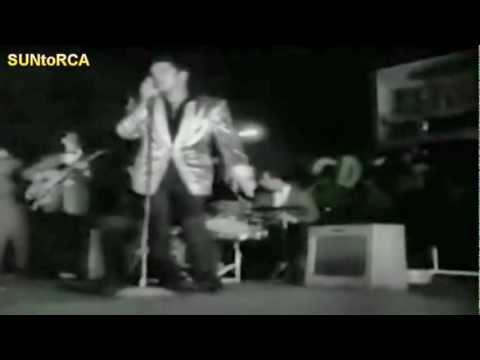 Elvis Presley - My Baby Left Me