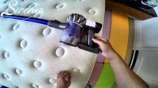 Sirena 與 D牌吸塵器:床墊塵螨、灰塵清潔大比拼
