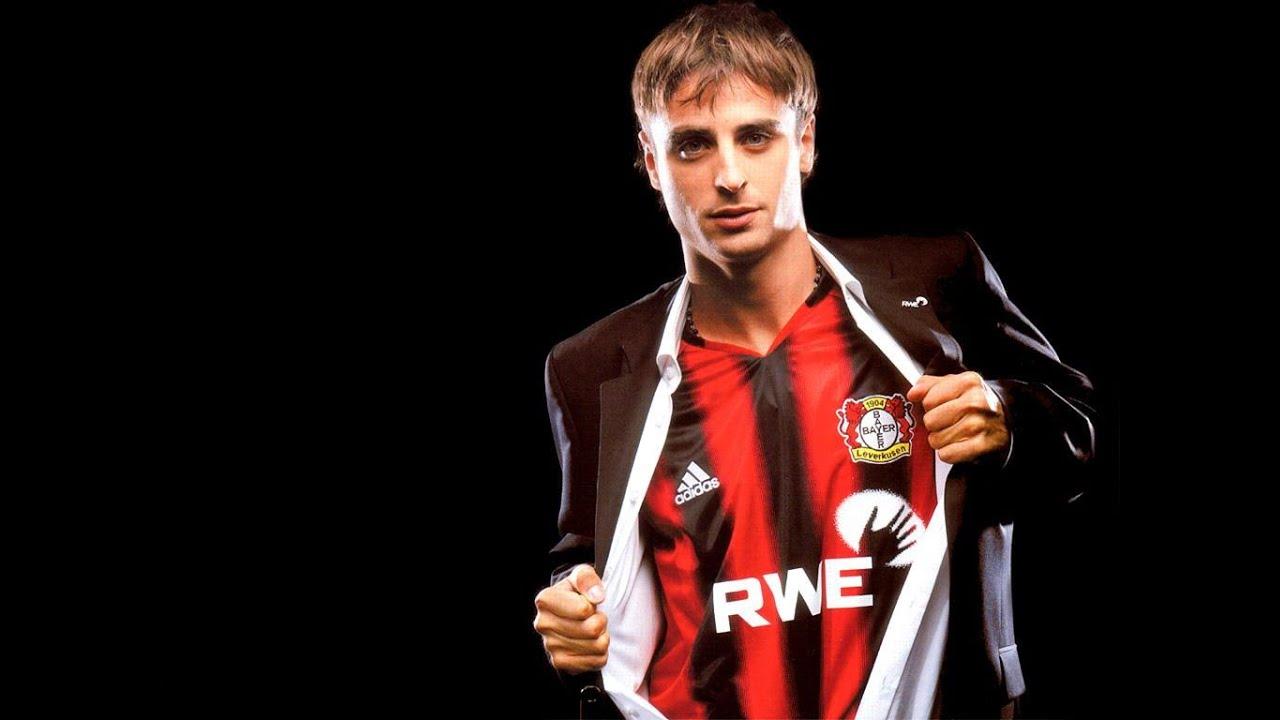 Dimitar Berbatov Bayer Leverkusen 2001 2006