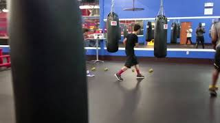 Shadow Boxing Work