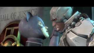 Injustice: Gods Among Us (Wii U) Launch Trailer