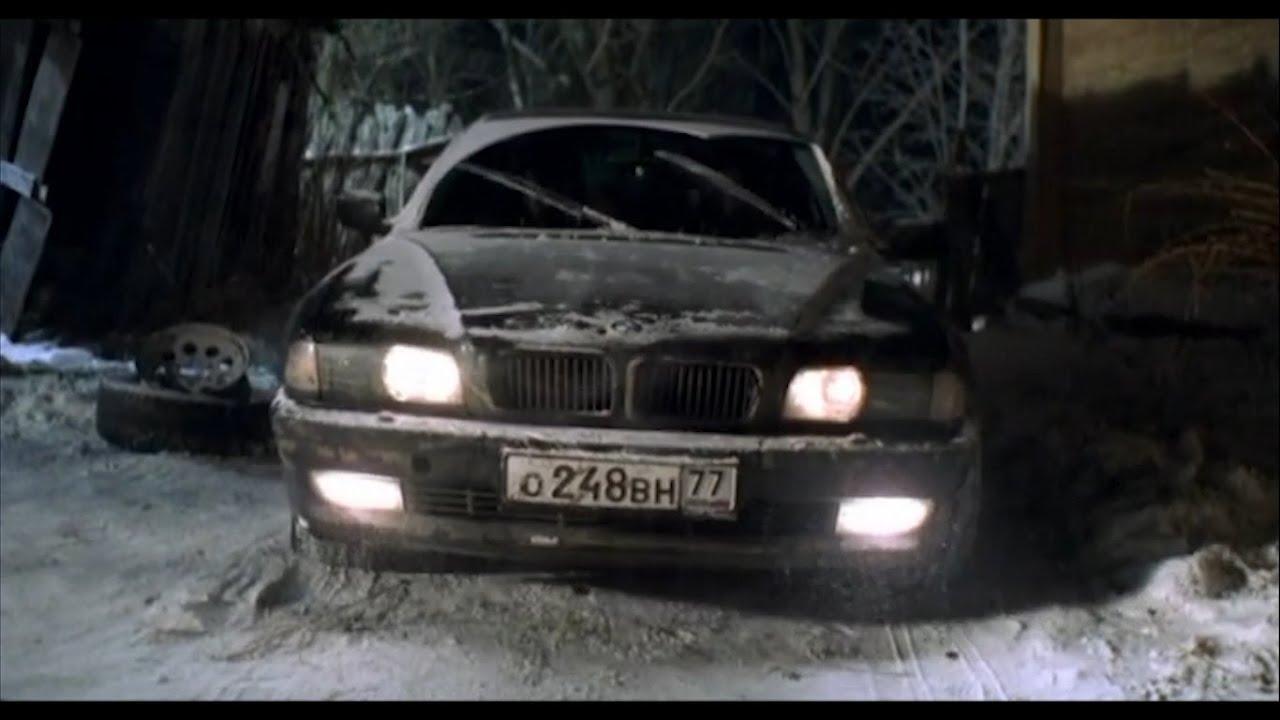 Бумер (автомобиль из фильма) BMW 750iL - YouTube