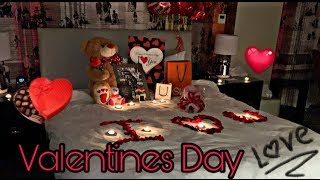 VALENTINES DAY SURPRISE !!! FOR GIRLFRIEND ❤️