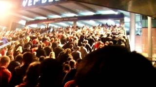 liverpool fans after final