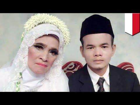Pernikahan antar generasi: nenek 70 tahun di Bogor menikah dengan pria 21 tahun - TomoNews Mp3