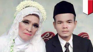 pernikahan antar generasi nenek 70 tahun di bogor menikah dengan pria 21 tahun tomonews