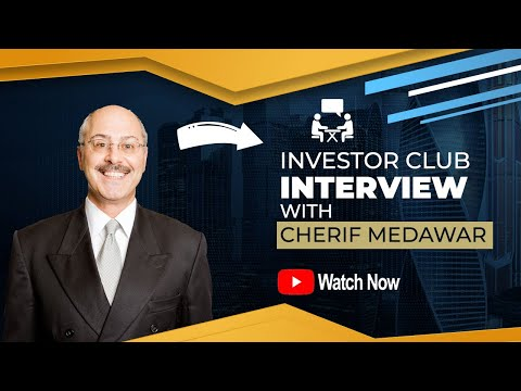 Cherif Medawar REI Club Interview on Commercial Real Estate