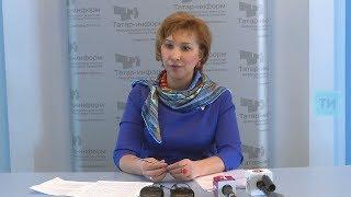 Эльмира Зарипова: задолженность по заработной плате в РТ за 5 лет снизилась в 10 раз