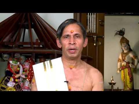 Thiruvathira I July 2017 I Kanippayyur Narayanan Namboodiripad