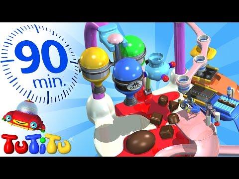 TuTiTu en francais | Chocolat | Et autres jouets pour les enfants | 90 Minutes spéciale