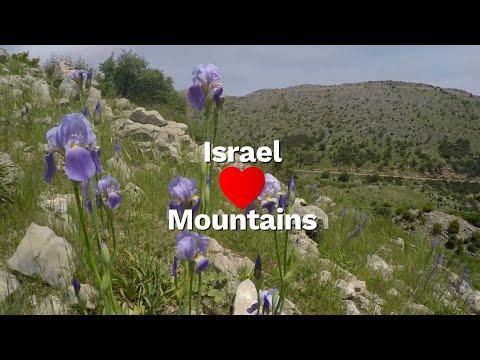 Israel's Gorgeous Mountains!
