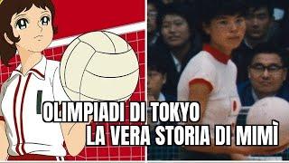 Le Olimpiadi di Tokyo e la vera storia di Mimì