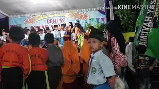 PENSI MISS AR ROHMAN NGLABAN DIWEK JOMBANG JATIM 2017/2018