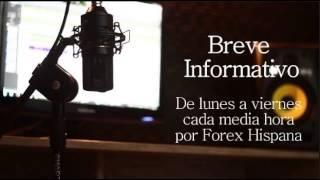 Breve Informativo - Noticias Forex del 13 de Octubre