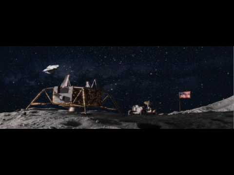 WALL-E — Leaving Earth - YouTube
