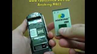 Обзор Китайский телефон Anoking R803 Samsung