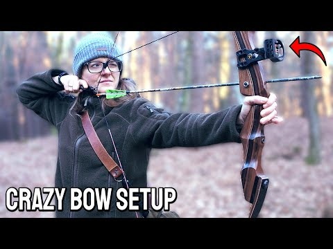 Is This The Best Bow Setup Of 2 Worlds? Recurve Vs. Compound Bow