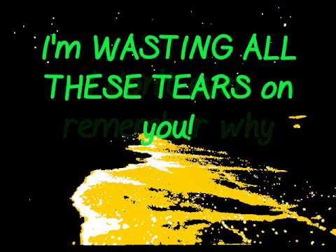 Cassadee Pope WASTING ALL THESE TEARS lyrics full
