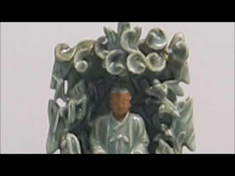 Song/Yuan Celadon wares in Singapore Asian Civilisation Museum