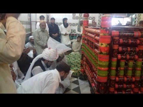 Darbar Hazrat Sultan Bahoo Par Sultan Mohammad Najib ur Rehman Sahab ki Hazri 2016