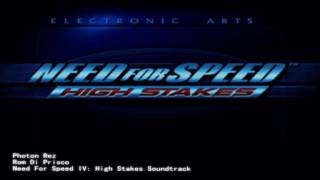 Need for Speed IV Soundtrack - Photon Rez(Photon Rez Rom Di Prisco Need for Speed IV: High Stakes Soundtrack Download torrent: http://tinyurl.com/2g6oqs7 Need For Speed IV: High Stakes ..., 2009-05-27T11:19:51.000Z)