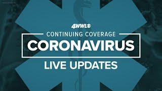 Louisiana Governor, New Orleans Mayor Give Latest Information On Covid-19 Coronavirus