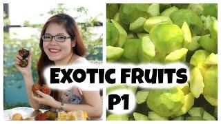 Top exotic fruits in Vietnam (part 1)