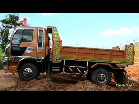รถดั้มหกล้อขนดิน Truck Thailand