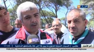جثمان الراحل بوعمران الشيخ يوارى الثرى بمقبرة سيدي فرج وسط حضور رسمي