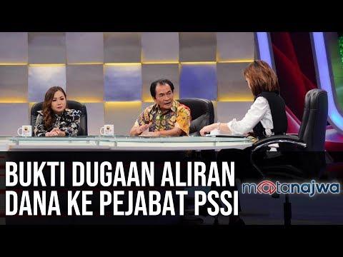 PSSI Bisa Apa Jilid 2: Bukti Dugaan Aliran Dana ke Pejabat PSSI (Part 2)   Mata Najwa