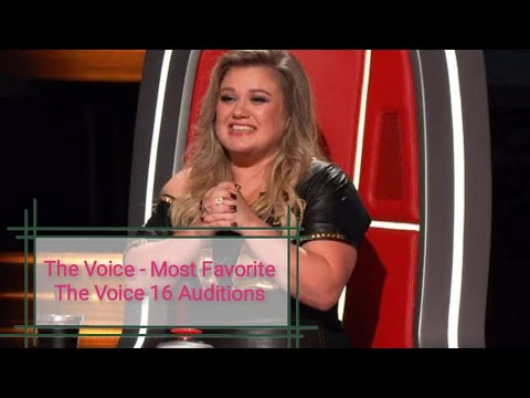 The Voice Masterpiece  Personal Favorite Auditions in The Voice 16