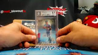 Rich and Son's 2017 Leaf Rookie Retro and 2018 Greatest hits Football Break   JETER!