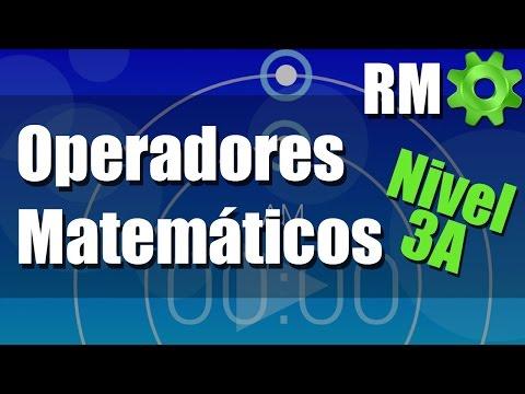 operadores-matemáticos---ejercicios-resueltos---nivel-3a