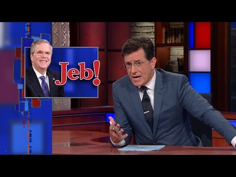 What Does The Jeb Say?