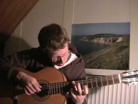 Greensleeves - Classical Guitar (English Folk Song)