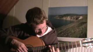 Greensleeves - Classical Guitar (English Folk Song)