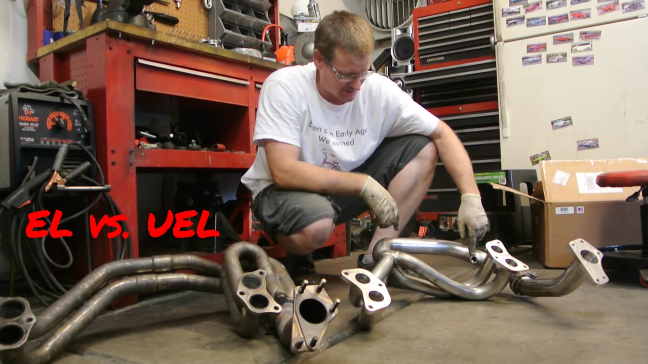Subaru Boxer Engine >> EQUAL LENGTH VS. UNEQUAL LENGTH HEADERS - ft. WRX - YouTube