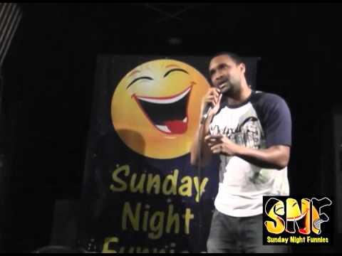 Sunday Night Funnies Josh Adams 1.18.15