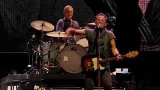 Bruce Springsteen - Barcelona 14-05-16 - Jackson Cage (dubbed audio)