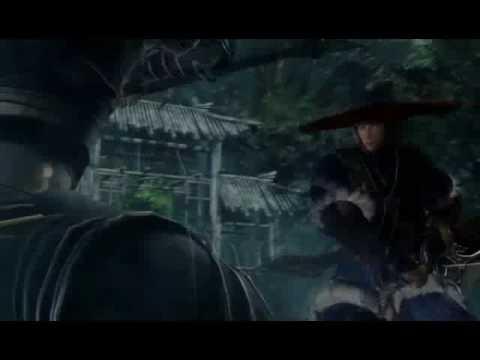 Đối thủ của Võ lâm 3 tung clip giới thiệu nhân vật ấn tượng   Game Online   GameK vn
