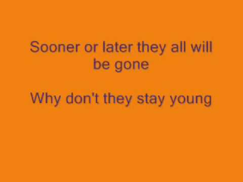 Alphaville - Forever Young + Lyrics