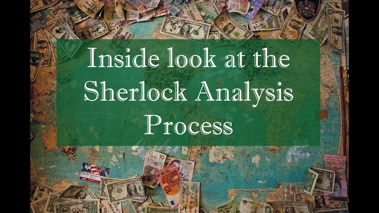 What does the Sherlock Analysis Process look like?