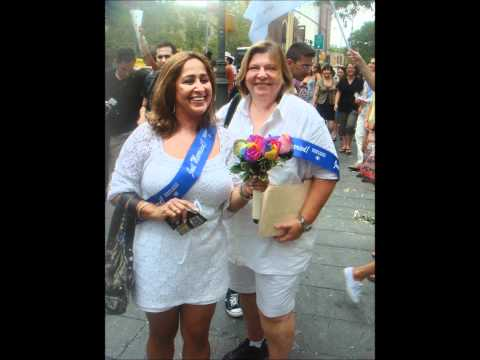 First Day Of Same-Sex Marriage In NYC