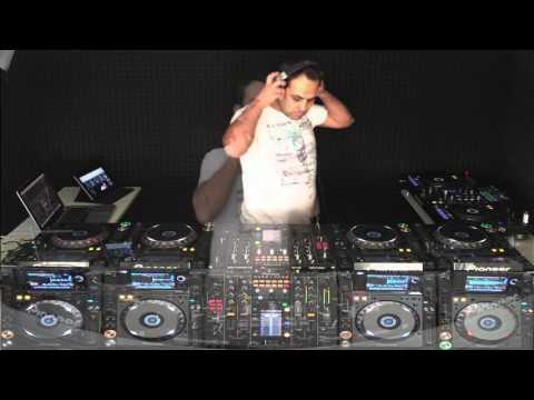 Türkçe Moombah Dj Tuncer Yapağcı 2015 Live Mix Pioneer DJM 2000 NEXUS AND CDJ 2000 Nexus 4 DECK